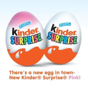 Kinder Eggs